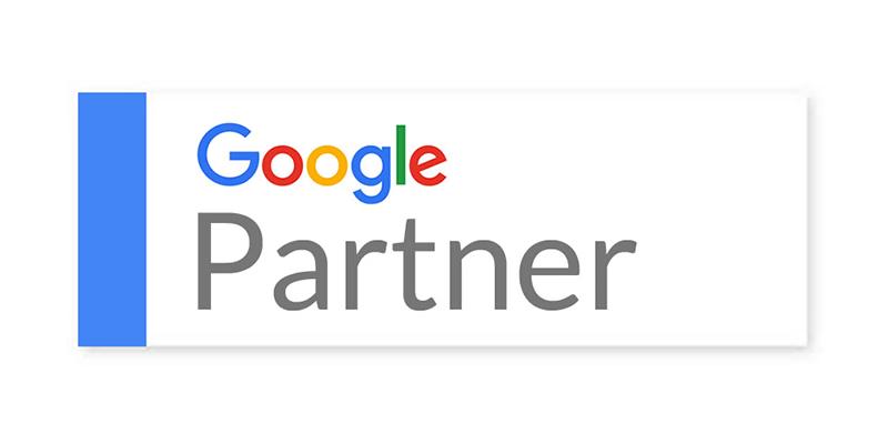 Color Google Partner logo.