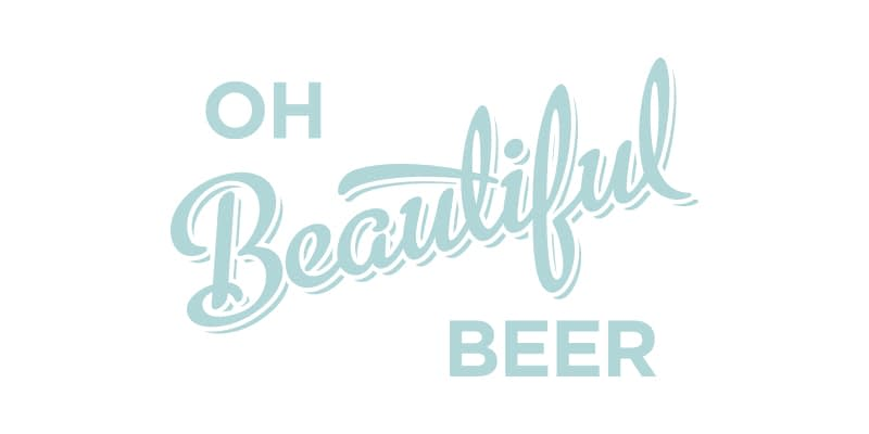 Oh Beautiful Beer logo