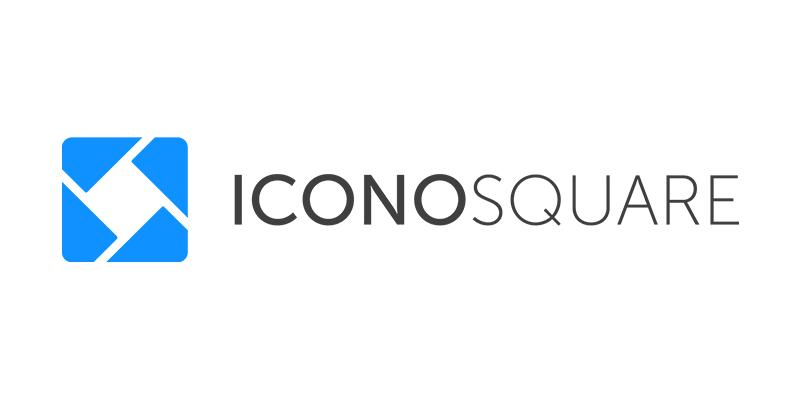 Color Iconosquare logo.